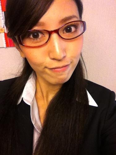 眼鏡の小澤陽子